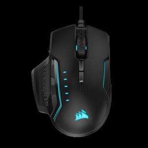 Corsair Gaming GLAIVE RGB Gaming Mouse