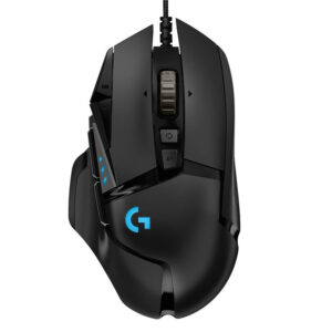 Logitech G502 Hero High Performance Wired RGB Gaming Mouse