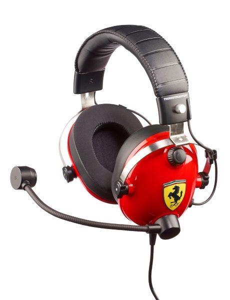 Thrustmaster T Racing Scuderia Ferrari Edition Gaming Headset